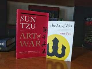 The Art of WarAuthor:Ralph D. Sawyer; Sun-Tzu &The Art of War : Translation, Essays, and Commentary by the Denma Translation GroupAuthor:Denma Translation Group Staff; Sun-tzu