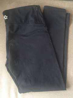 Tuff Athletics Yoga Pants with zipped pocket