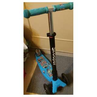 Minnie scooter