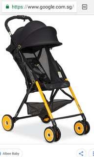 CombI f2 stroller