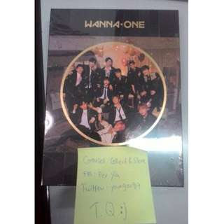 [UPCOMING STOCK] WANNA ONE I PROMISE YOU ALBUM <NO POSTER>