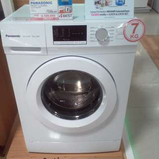 Cicilan mesin cuci tanpa kartu kredit proses cepat 3 menit lg promo 0%