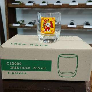 Singha Monkey Small Glass (1 x 6) Box