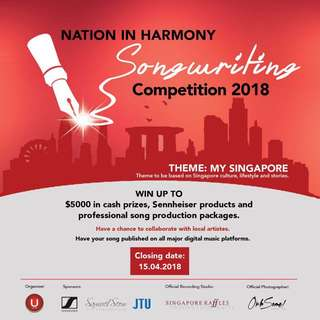 My Singapore Song Writing Competition