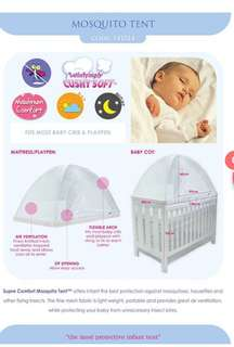 LuckyBaby Mosquito Tent/Net