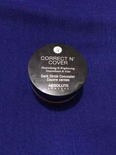 Correct N cover Concealer