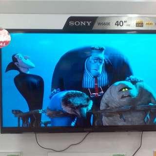 Cicilan LED TV SONY tanpa kartu kredit proses cepat sekitar 3 menit lg promo 0%