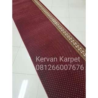 Karpet Masjid Turki Soft 120 X 600