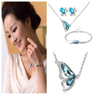 Jewelry fashion set