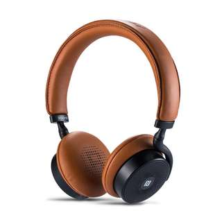 Remax Touch Control Stereo Bluetooth V4.1 Headset RB-300HB BROWN