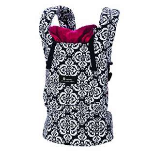 Direct Factory Ergobaby Designer Edition Original Organic Cotton Baby Wearing Carrier - Petunia Pickle Bottom Pattern Abstract