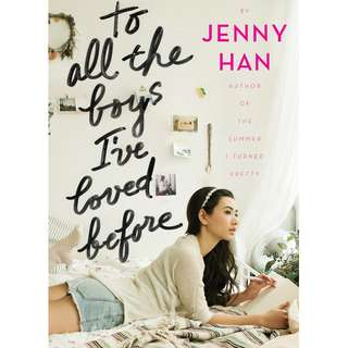 (E-book) To All The Boys I've Loved Before series