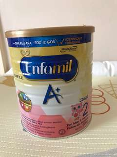 Enfamil Stage 2 Follow-On Formula (BNIB, Sealed intact. Well-kept in cool dry place)