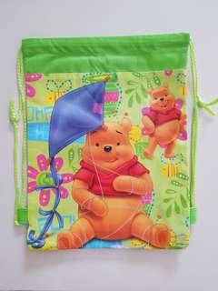 Cartoon Drawstring Bag Party Goodie Bag