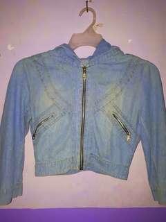 Crop Jacket Jeans