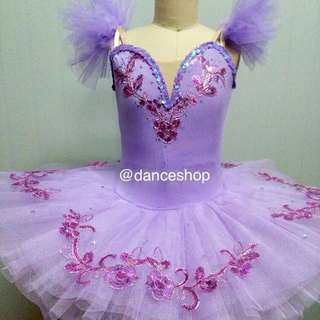 Customised ballet costume