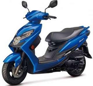 SUZUKI Swish 125cc (6期)