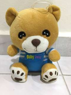 Bear Plush Toy