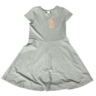 Iora Lalu Grey Skater Dress