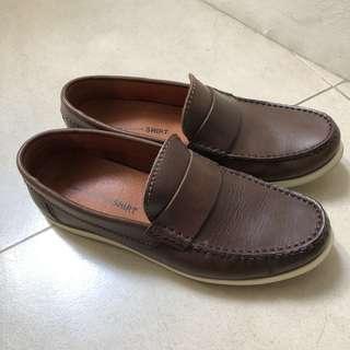 Comme Des Garcons Shirt loafers