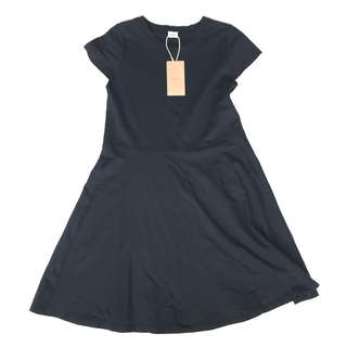 Iora Lalu Navy Blue Skater Dress