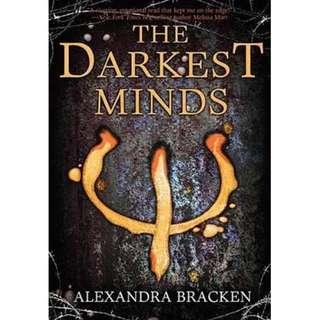 (E-book) The Darkest Minds series