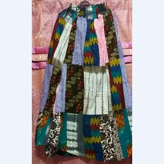 Vintage Skirt #KayaRaya