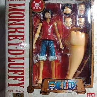 SH Figuarts - One Piece Monkey D Luffy