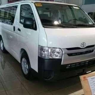 Van for hire