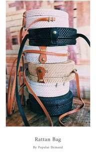 Rattan Bag Preorder
