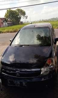 Mobil stream tahun 2004 kondisi normal jjjooossss
