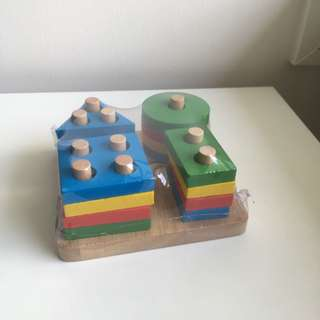 Baby Shape Sorter Toy