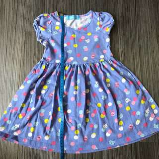 Pebbles girls dress