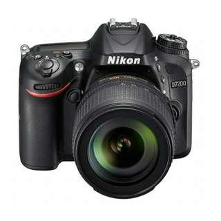 Nikon D7200 bisa cicil tanpa kartu kredit