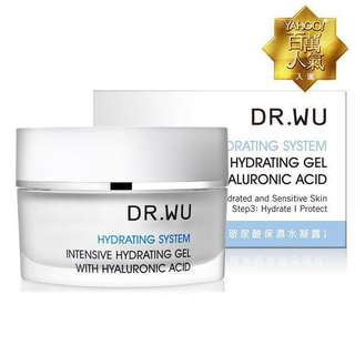 Dr Wu Intensive Hydrating Gel with Hyaluronic Acid