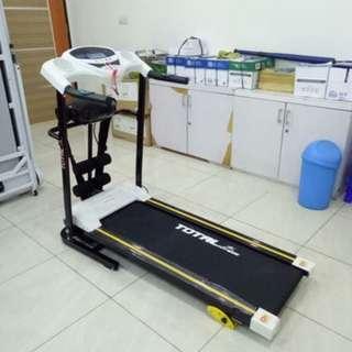 Treadmill Elektrik 1.5 HP 3 Fungsi TL-629 Harga Murah