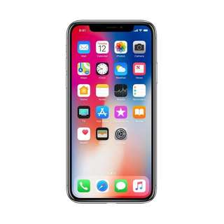 Kredit iphone x 64Gb ready garansi new internasional