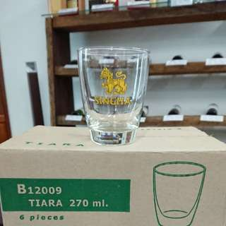 Singha Classic Small Glass (1 x 6) Box