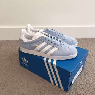 Adidas Gazelle - Pale Blue