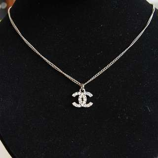 Authentic Chanel Classic CC Mini Necklace