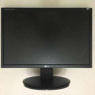 19-inch LG Flatron Monitor w/ DVI & VGA Port