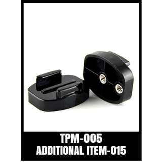 GP BUCKLE TRIPOD MOUNT TPM-005