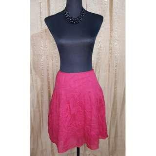 SALE Linen Skirt