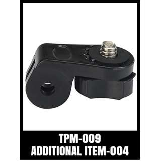 GOPRO ACTION CAMERA MOUNT ADAPTER TPM-009