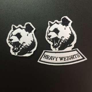 Panda Patches