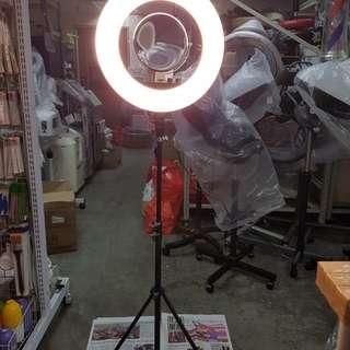 CM 1708M Ring Photography Light