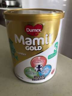 Mamil Gold for toddler