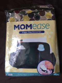 Mon & Ease diaper bag inner