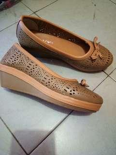 Shoes brown 3cm