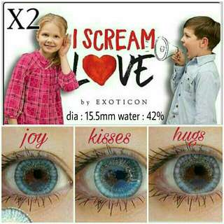 Promo X2 i scream